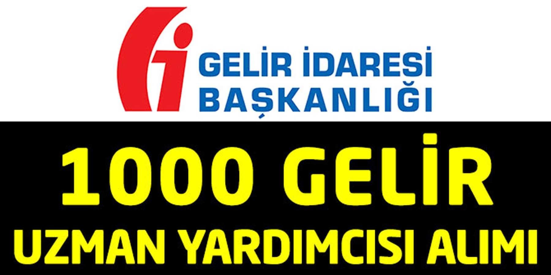 GİB 1000 GUY Alım İlanı Yayınlandı