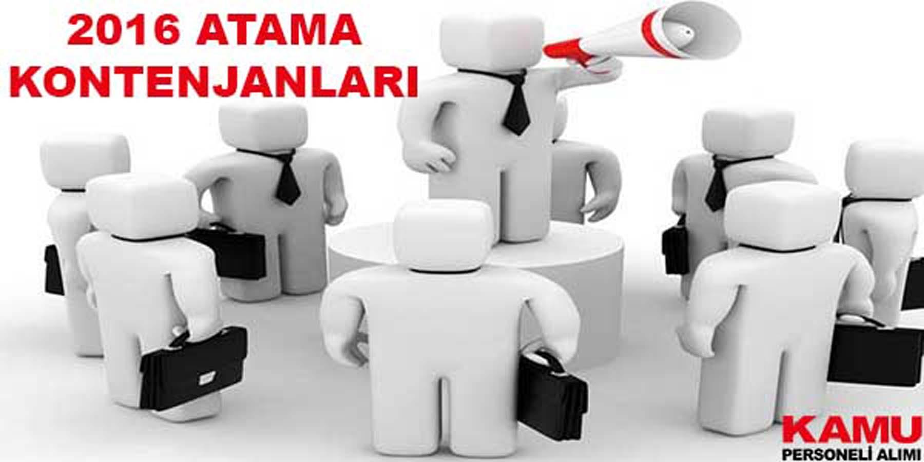 DPB Kurumlara 31.450 Atama İzni Verdi