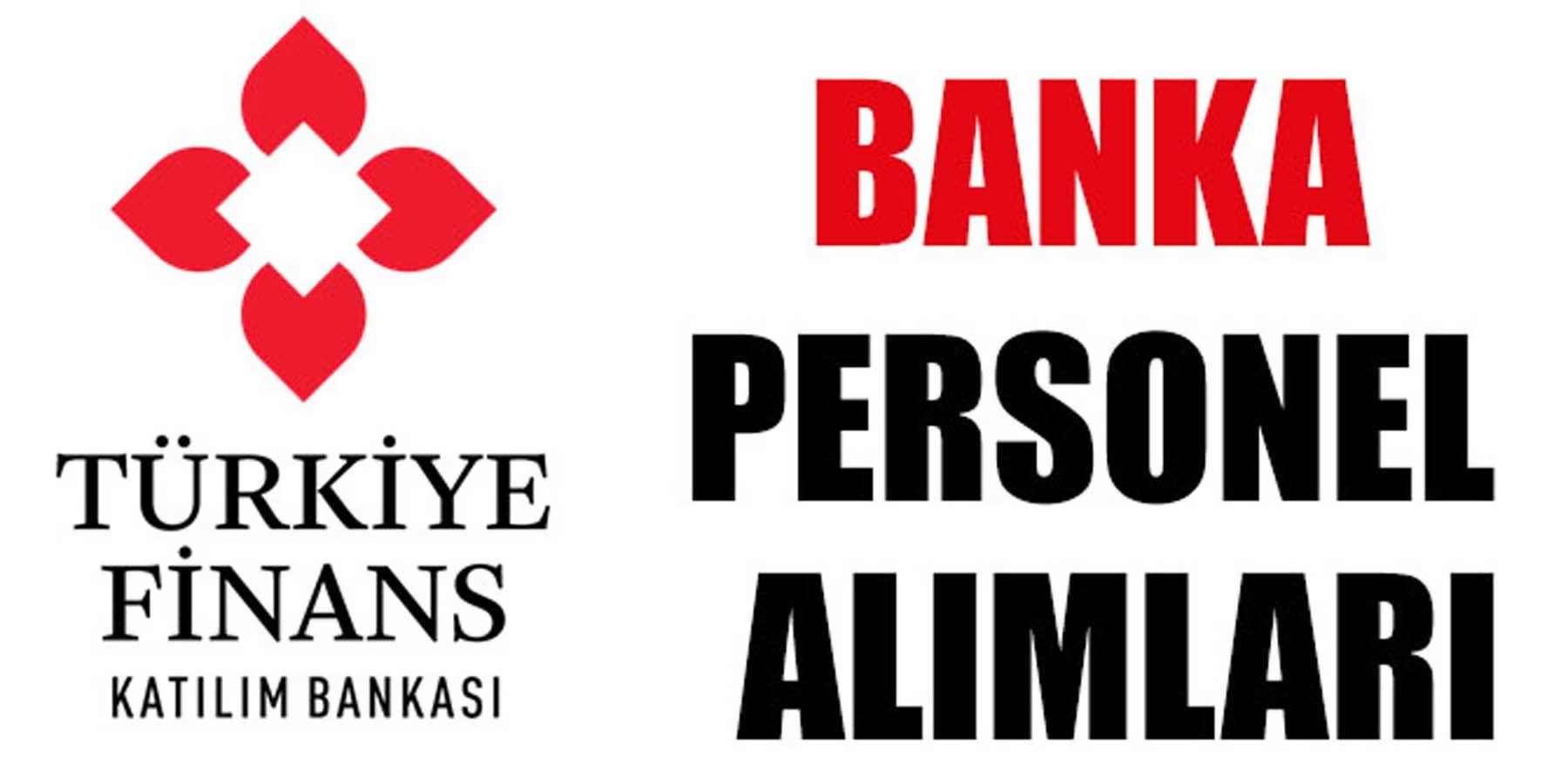 Banka Personel Alımı Finans Katılım Bankası İş İlanları