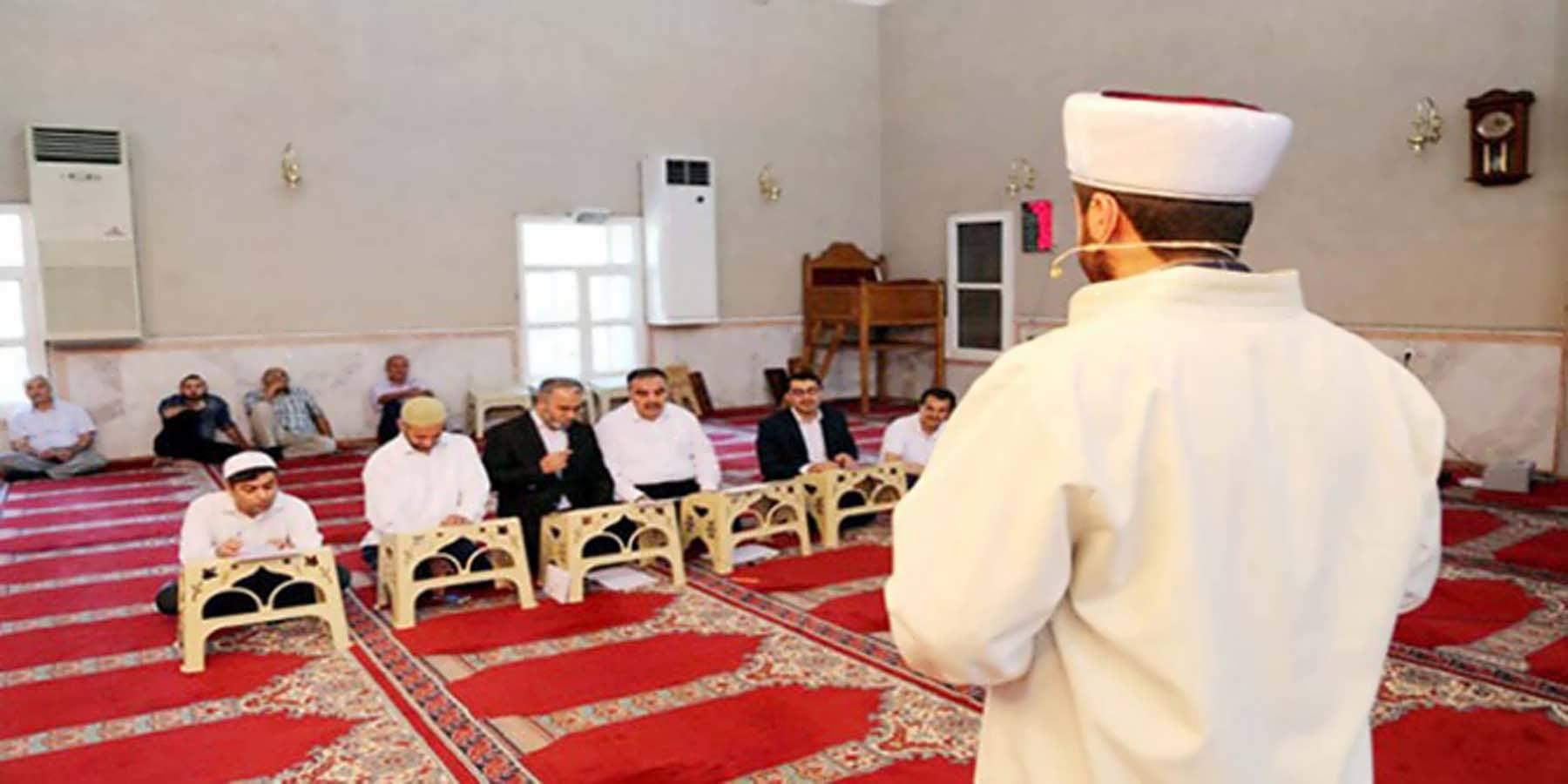 Yurtdışında 350 Din Görevlisi Görevlendirilecek