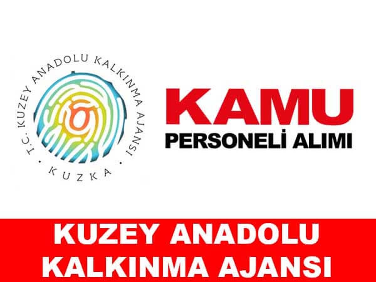 Kuzey Anadolu Kalkınma Ajansı 15 Personel Alımı