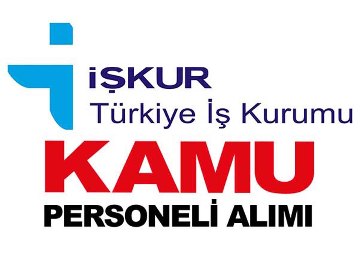 Türkiye İş Kurumu Kamu Personeli Alımı 2016