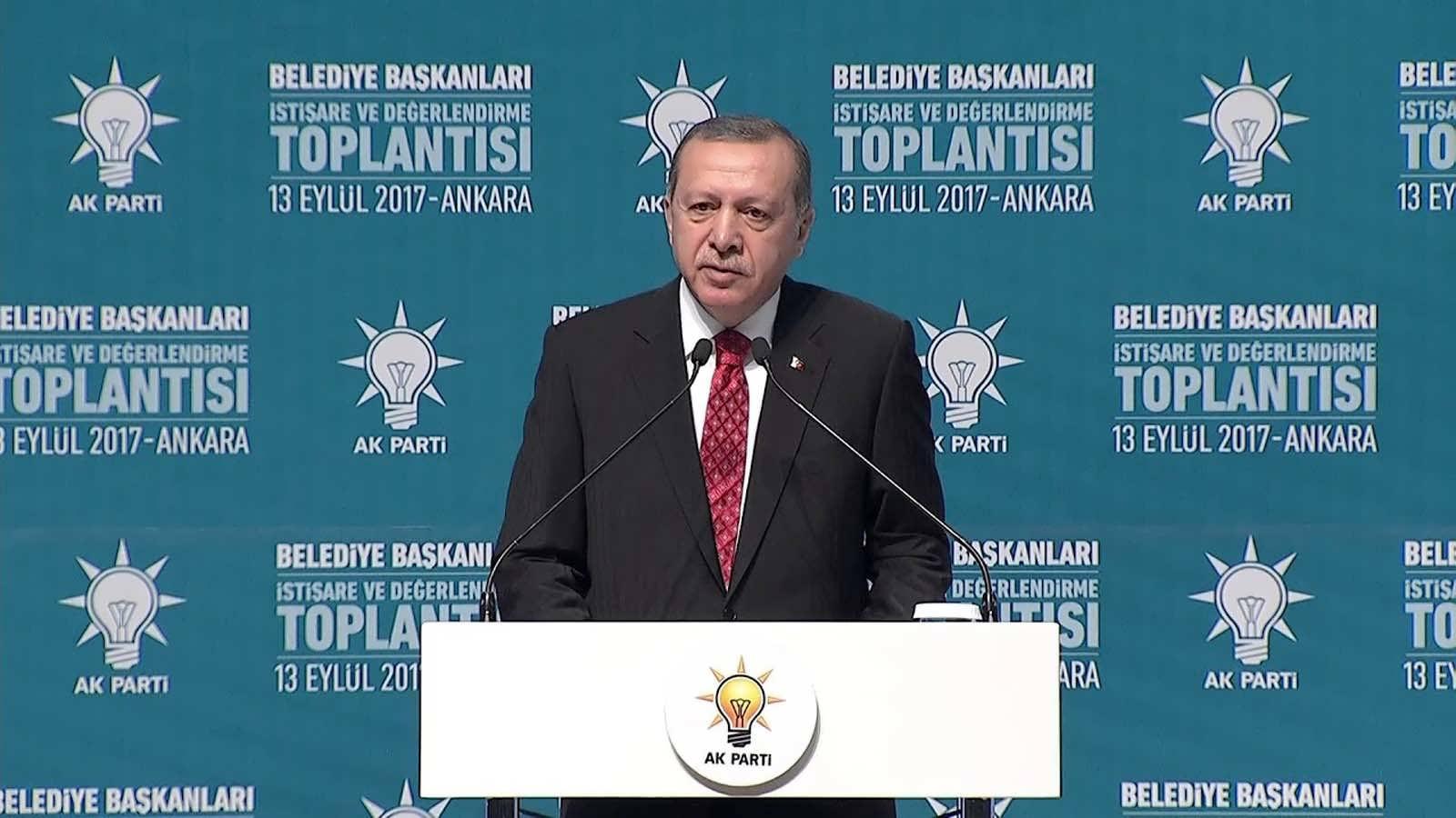 Cumhurbaşkanı Erdoğan'dan ABD'ye S-400 Resti