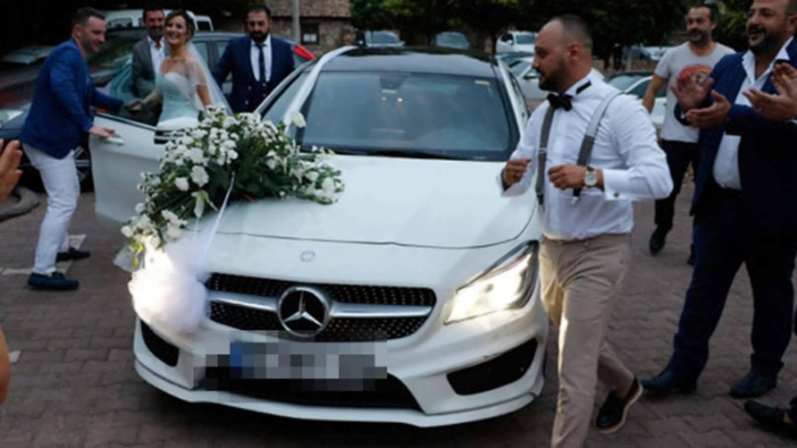 Nafaka Borcu İçin Düğündeki Altınlara Haciz