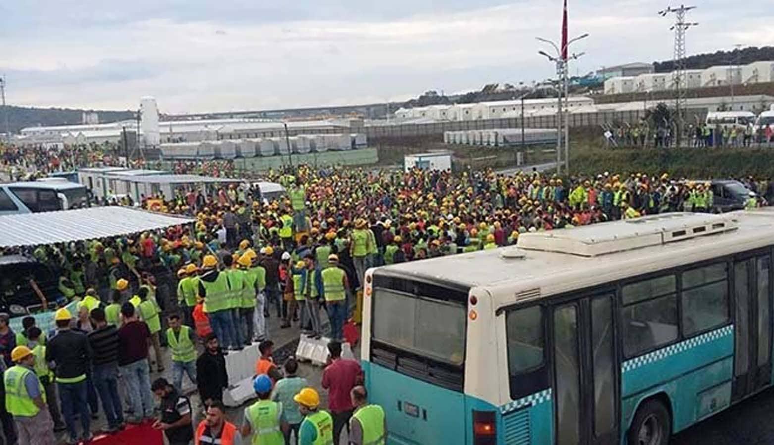 3. Havalimanı İşçilerini İsyan Ettiren Taşeron Şirketlermiş