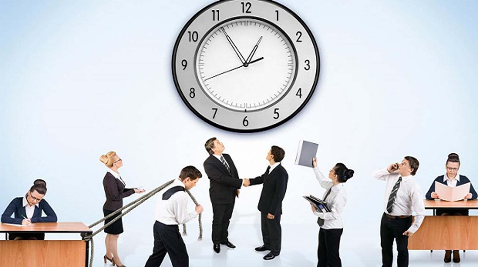 Kamu Personelleri Esnek Çalışma Saatlerine Sahip Olacak