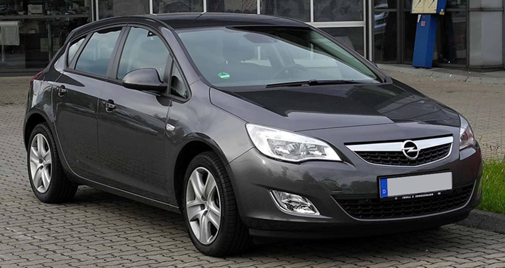Opel'den Dizel Araçları Geri Çağır İsteği