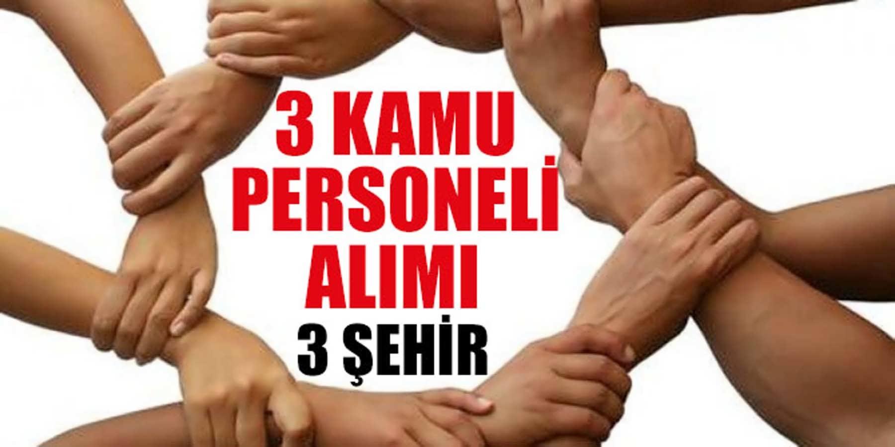 Sosyal Yardımlar Genel Müdürlüğü SYDV 3 Büro Görevlisi Alımı