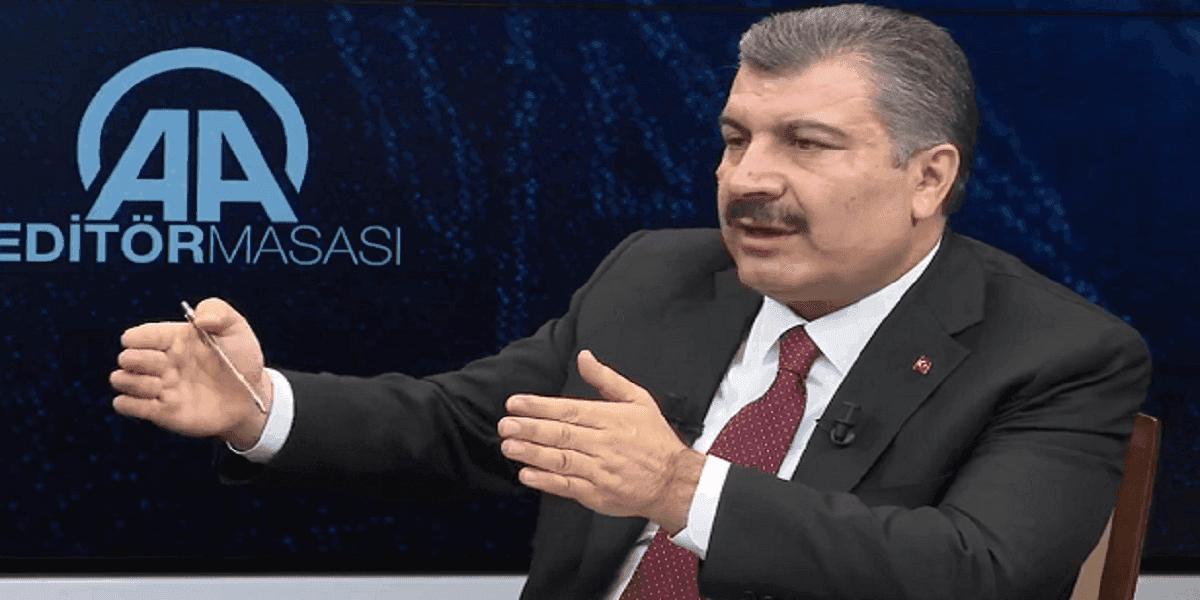 Sağlık Bakanı'ndan Performansa Göre Ödeme Değerlendirmesi