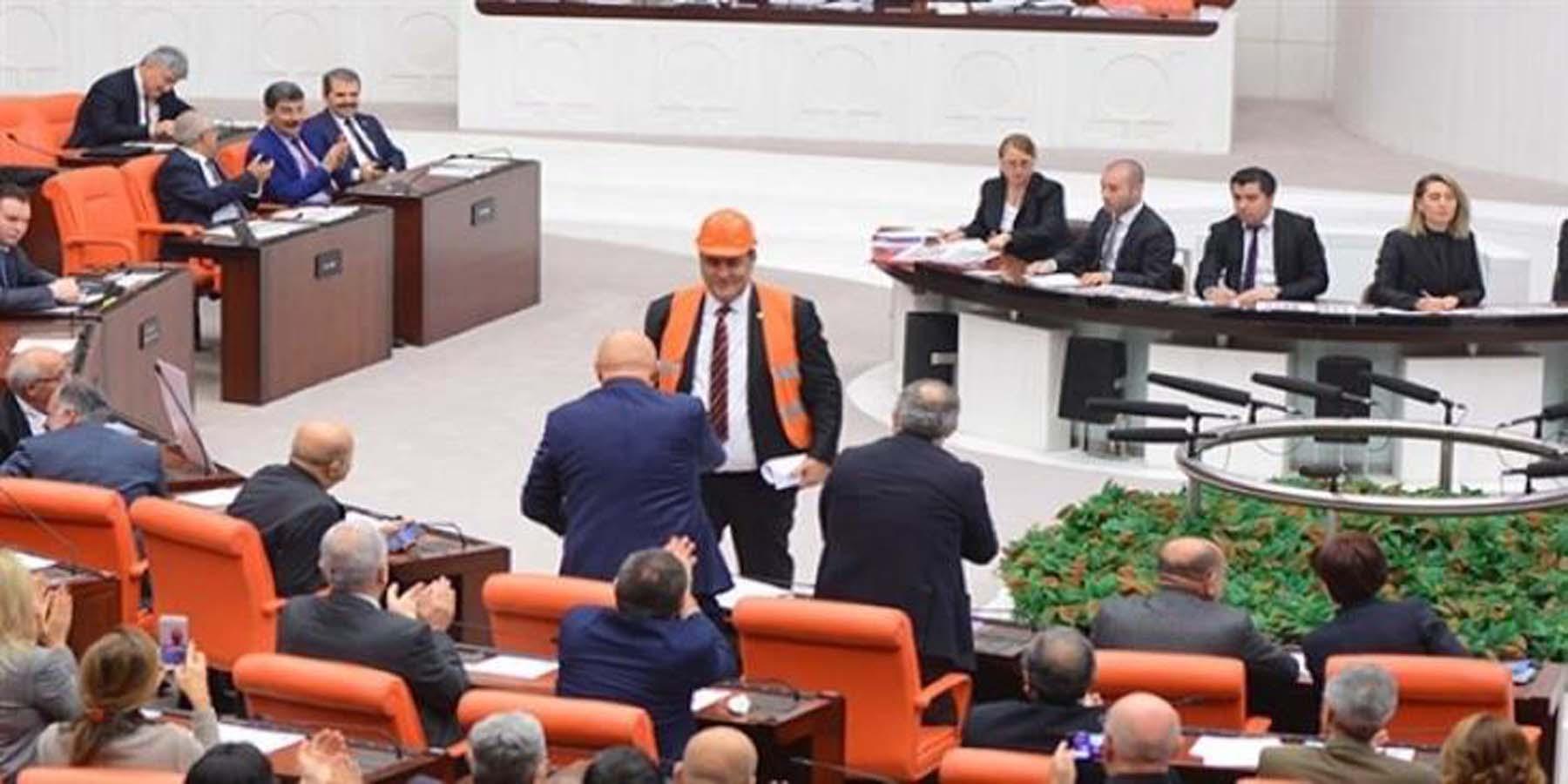 CHP'li Vekil Taşeronların Haklarını Böyle Savundu