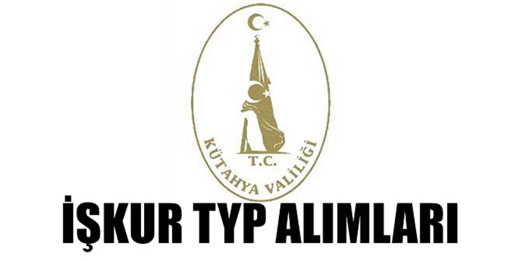 Kütahya 490 TYP İŞKUR Kamu Personeli Alımı