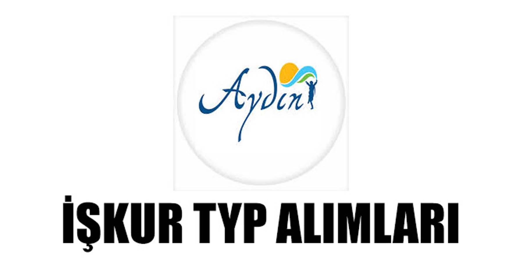 Aydın Bin Kişi TYP İşkur Kamu Personeli Alımı