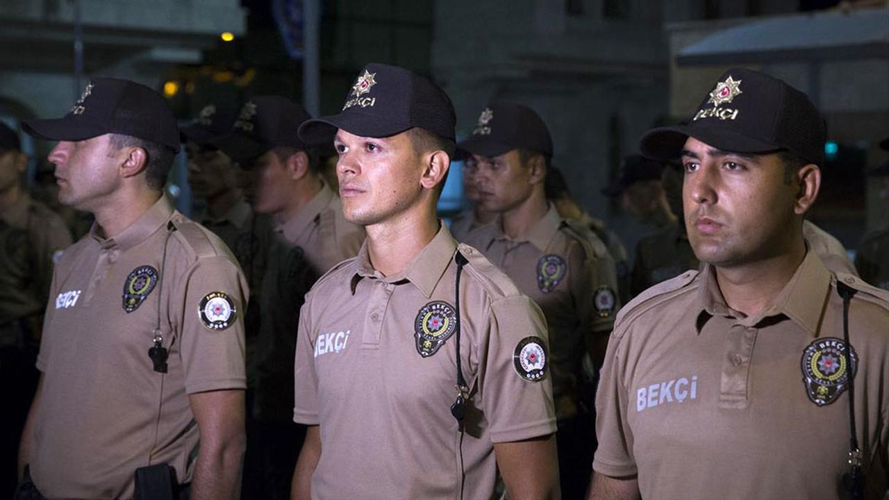 Bekçiler Ankara'da Hırsızlığı 4'te 1'ine Düşürdü