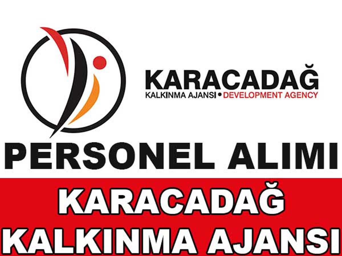 Karacadağ Kalkınma Ajansı Personel Alımı 2016