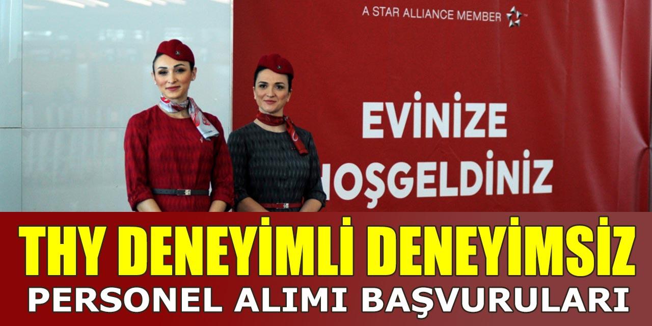 Türk Hava Yolları TK TaKe-Off Personel Alımı Başvurusu