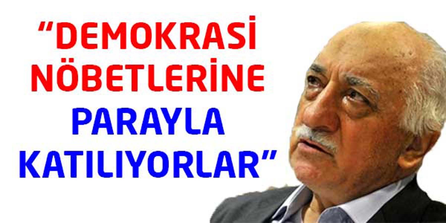 Teröristbaşı Gülen Türklere Yine Hakaret Etti