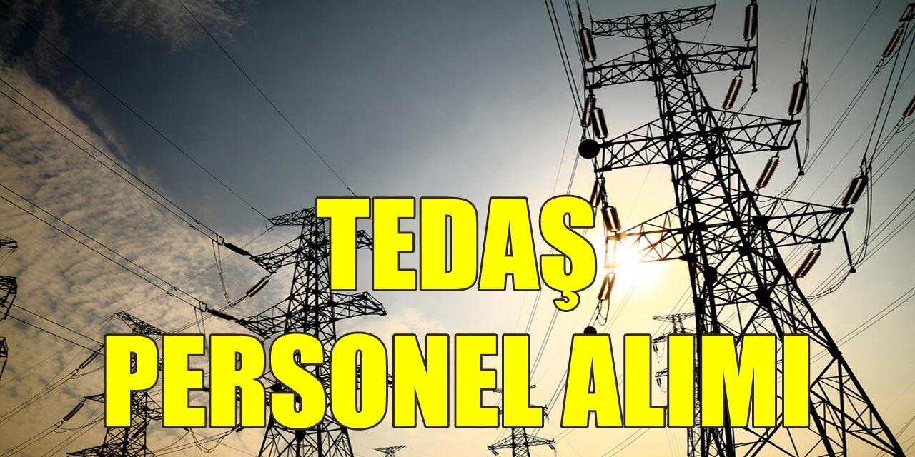 TEDAŞ Genel Müdürlüğü Personel Alımı Başvuruları
