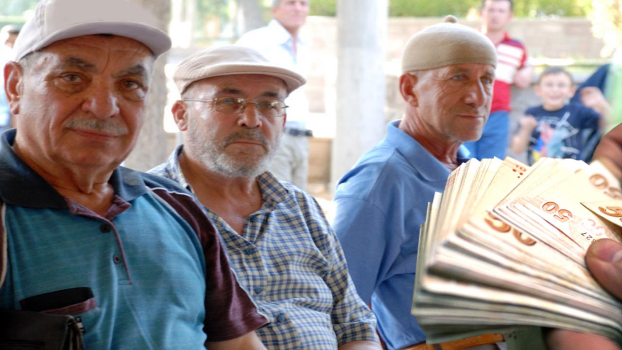 2200 Ek Gösterge ile Emeklilik Halinde Hakları