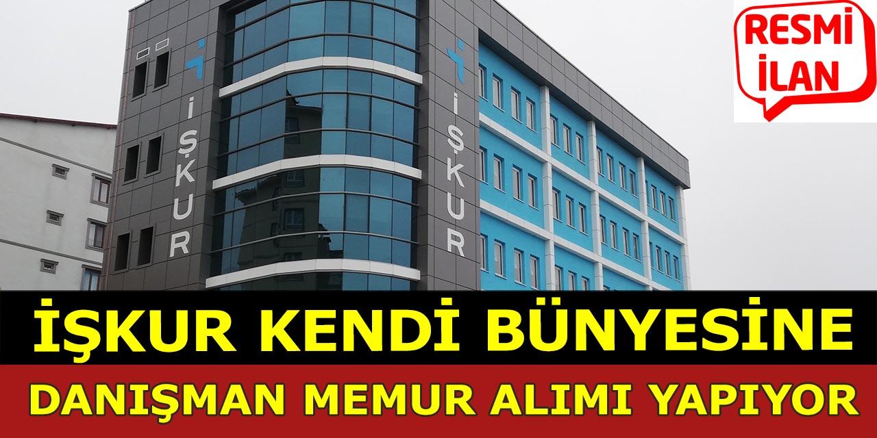 Türkiye İş Kurumu Danışman Memur Alımı Yapıyor – İŞKUR KPSS'siz Alım Şartları