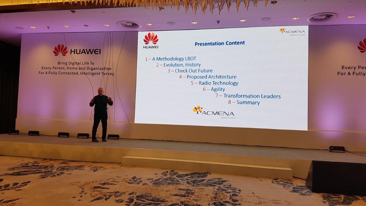 Huawei İnsan Kaynakları İş Başvurusu